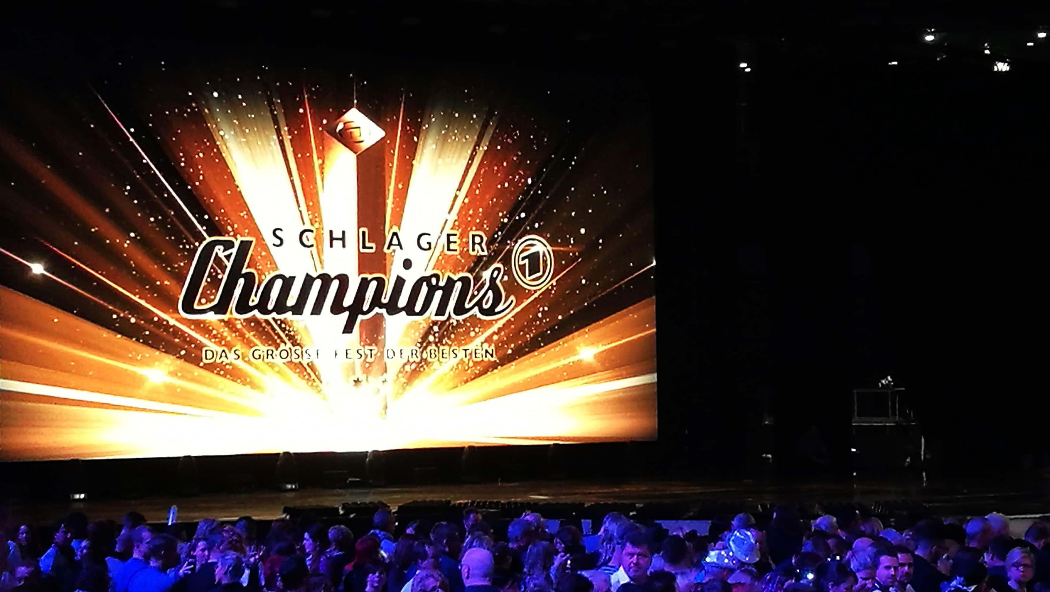 Schlagerchampions Das Große Fest Der Besten Stars And Scenes