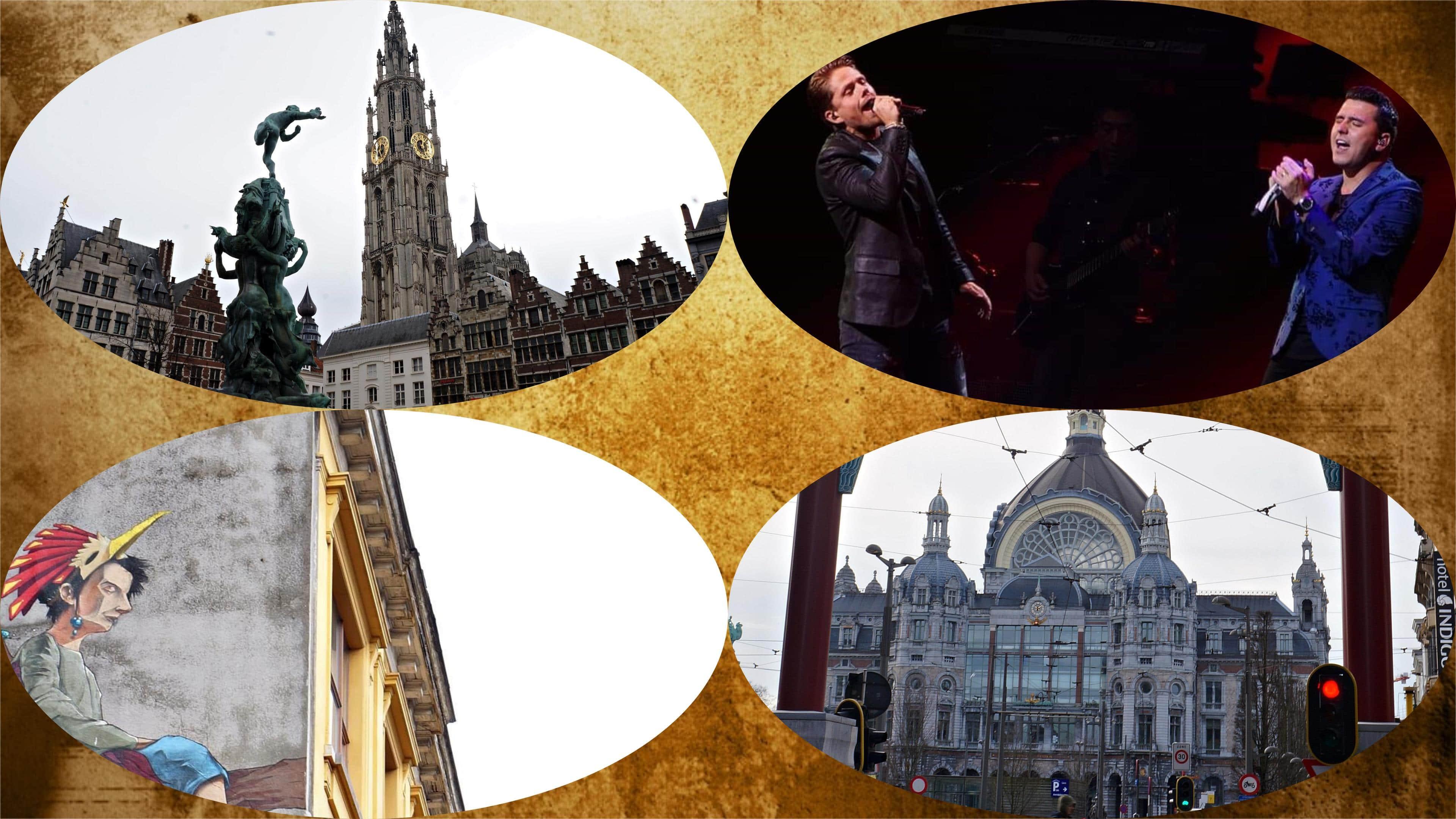 Flandern musikalisch und kulturell jedes Mal eine Reise wert