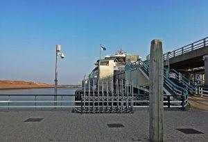 Hafen in Texel