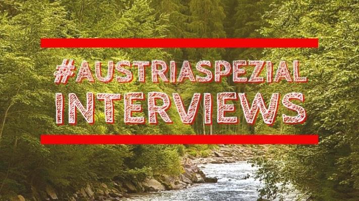 #austriaspezial Interviews