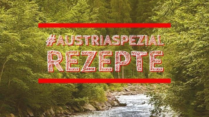 #austriaspezial das Rezepte Buch