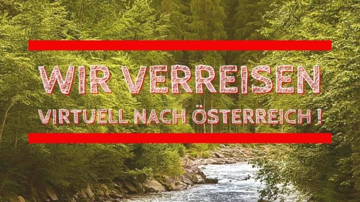 Im Juni verreisen wir nach Österreich! Und ihr kommt mit!!