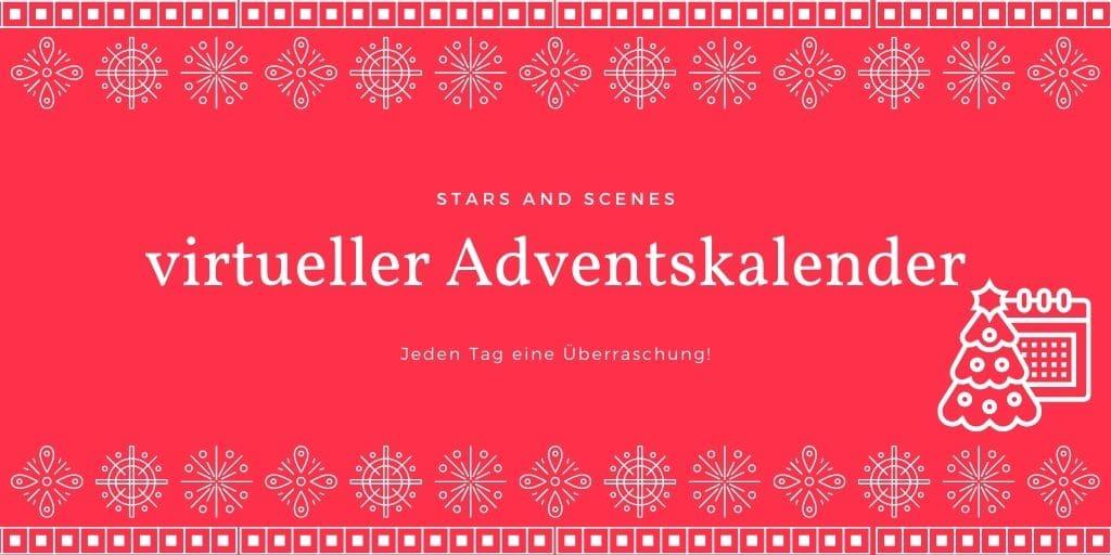 Stars and Scenes virtueller Adventskalender